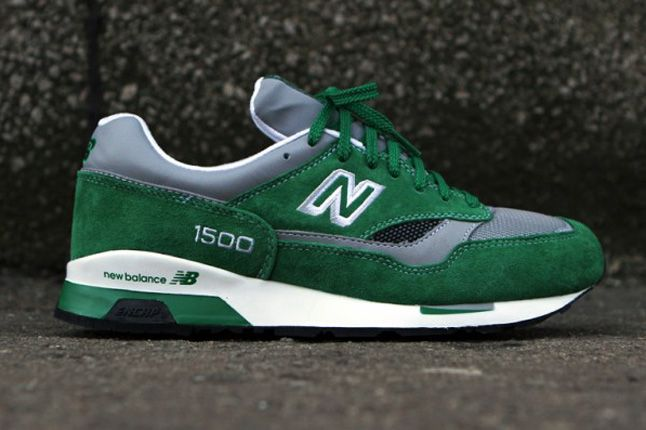 New Balance Cm1500 (Green/Grey