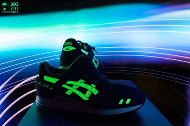 Glow In The Dark Asics 5
