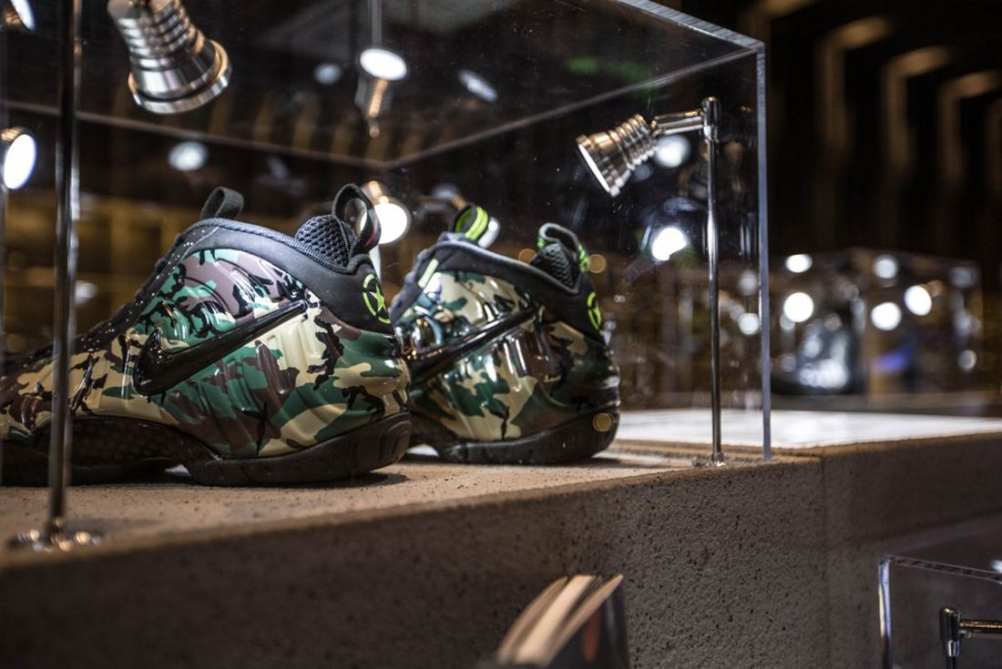 Nike Foamposite Retrospective Exhibition Hits Shanghai18