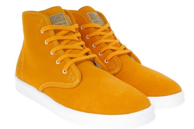 Adidas Ransom Dune Gold Suede 1