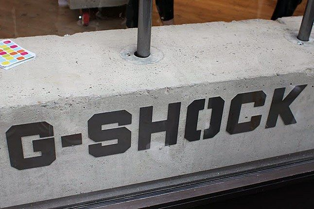 G Shock East London Store Opening 9 1