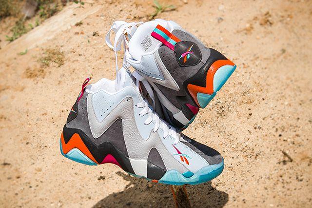 Packer Shoes Reebok Kamikaze 3