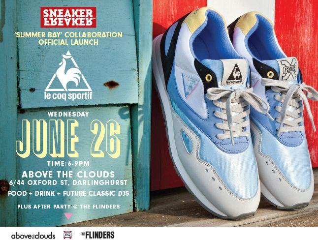 Sneakerfreaker Le Coq Sportif 1