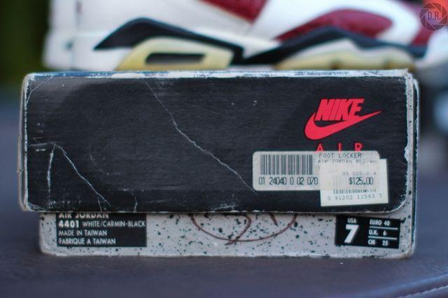 Og Air Jordan 6 Swapped Soles 18