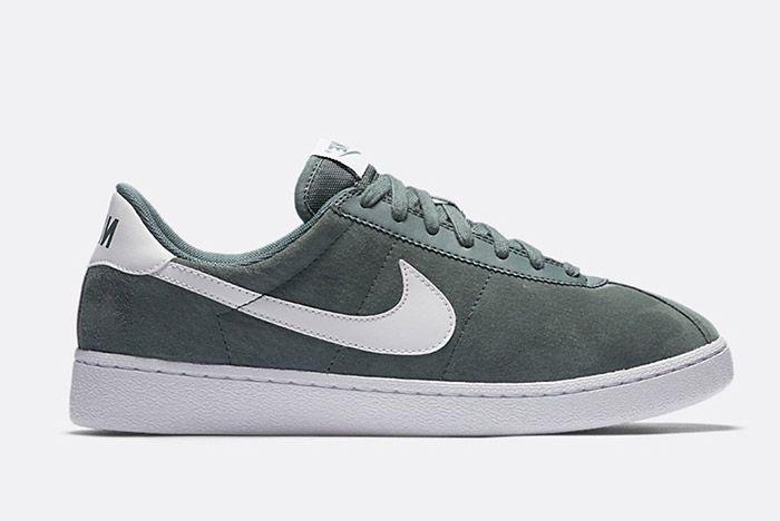 Nike Bruin Suede Grey 1