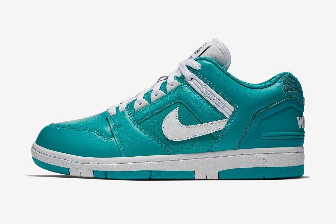 Supreme X Nike Air Force 2 8 1