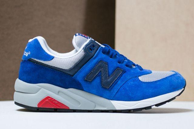 New Balance 572 Blue 41