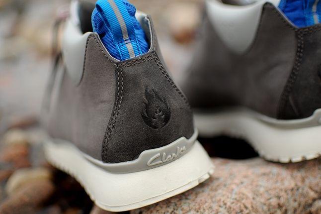 Hanon Clarks Traxter Ventile Heel Detail Left 1