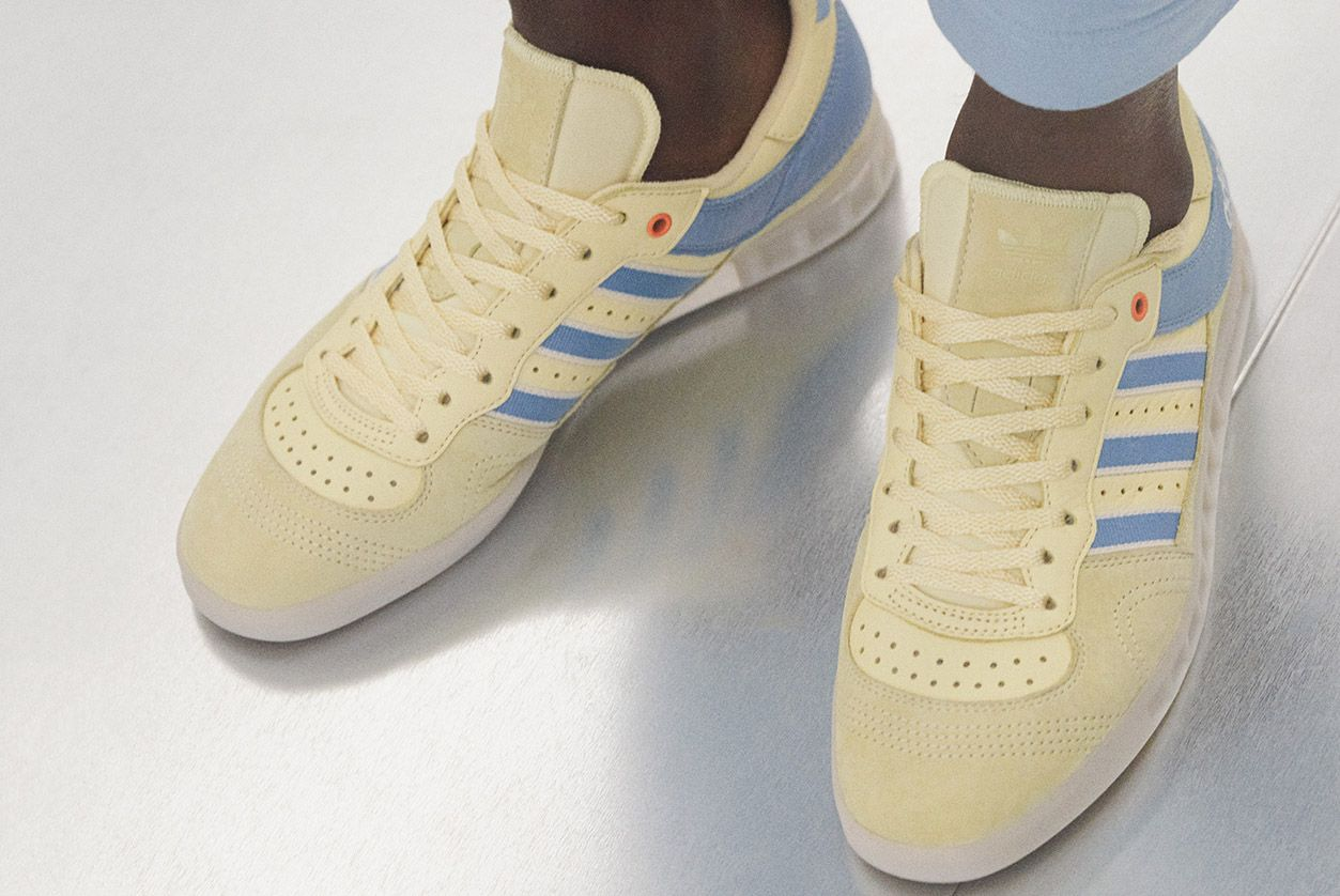 Oyster Holdings Adidas Handball Top Sneaker Freaker