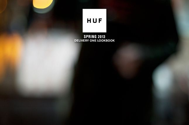 Huf Spring 13 D1 Lookbook Brian Kelley Delivery 1 1