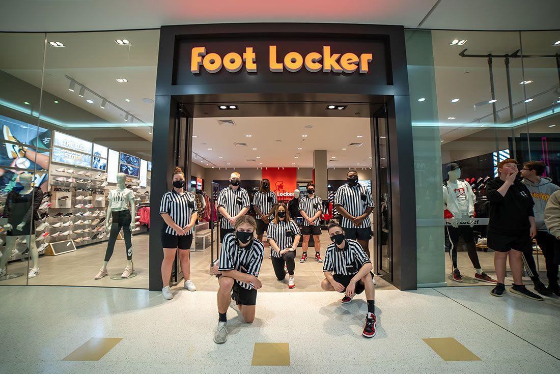 Foot Locker Booragoon Perth Australia