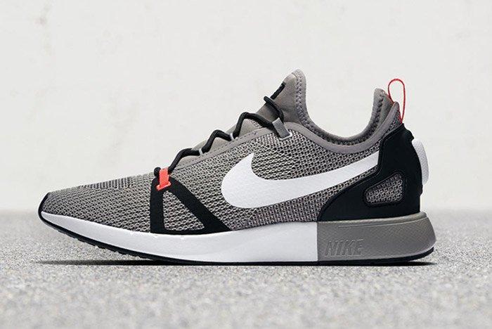 Nike Duel Racer Grey White 2