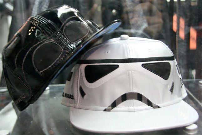 Adidas Star Wars Caps 1