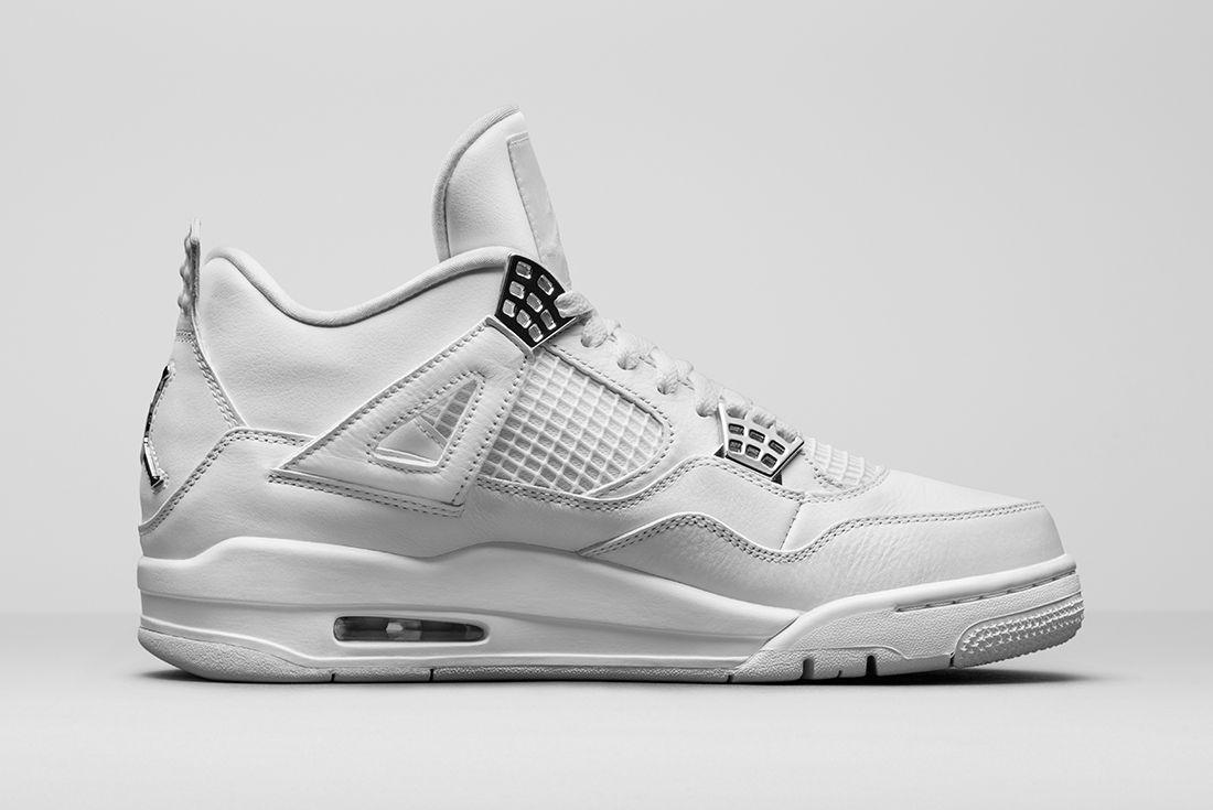 Air Jordan 4 Pure Money18