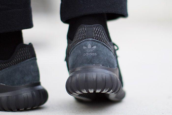Adidas Tubular Radial Black Small