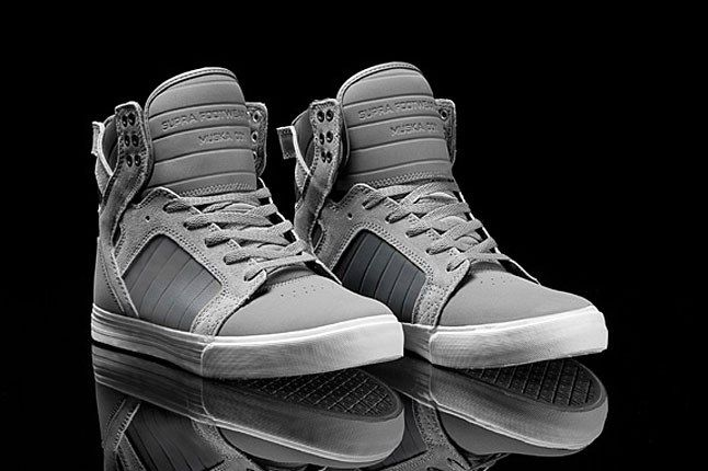 Supra Skytop Cool Grey 2 1