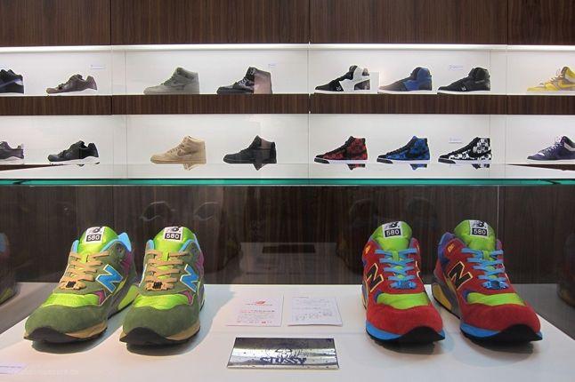Stussy Sneaker Museum 10 1