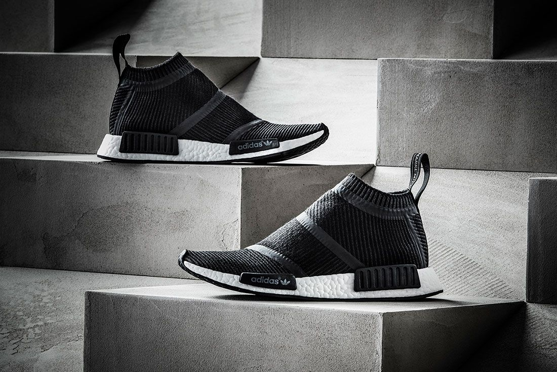 Adidas Nmd City Sock Winter Wool 1