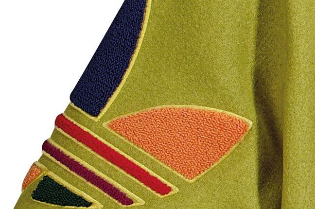 Adidas Jeremy Scott Varsity Jacket Globe 1 1