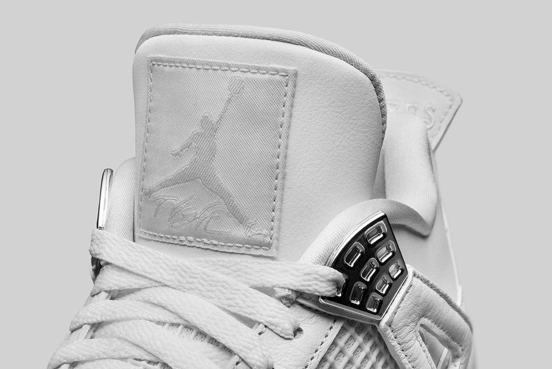 Air Jordan 4 Pure Money13