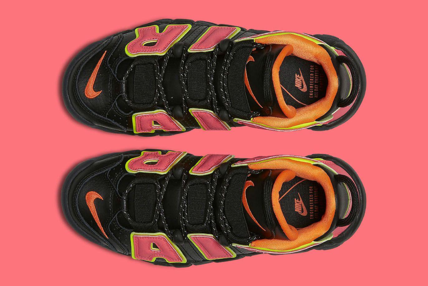 Nike Hot Punch Uptempo Sneaker Freaker 5