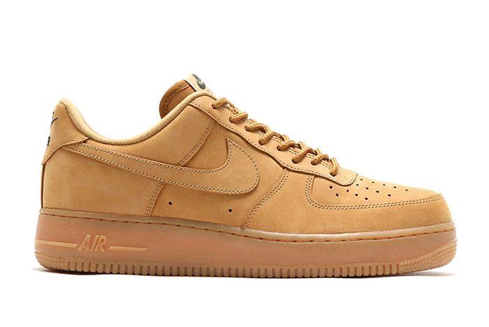 Nike Air Force 1 Flax 5