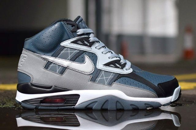 Nike Air Trainer Sc Grey Black Light Thumb