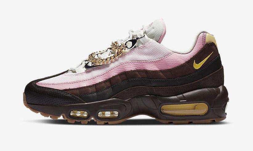 Hit the Town in Nike's Air Max 95 'Velvet Brown' - Sneaker Freaker