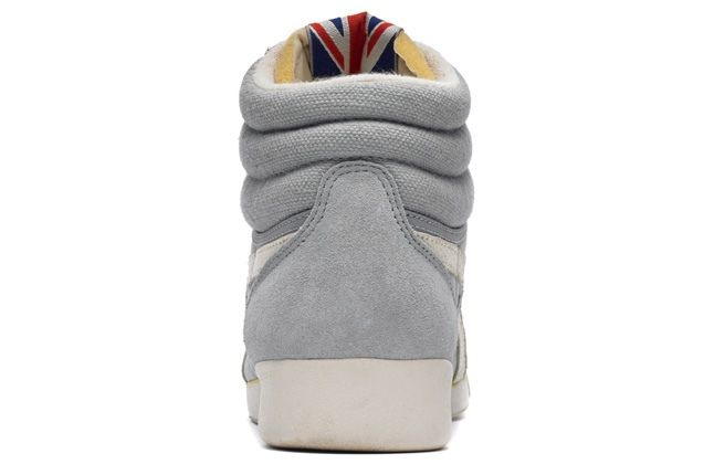 Reebok Freestylehi Vintage Grey Heel Profile 1