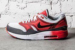 Nike Air Max 1 Light Crimson Dark Grey Thumb