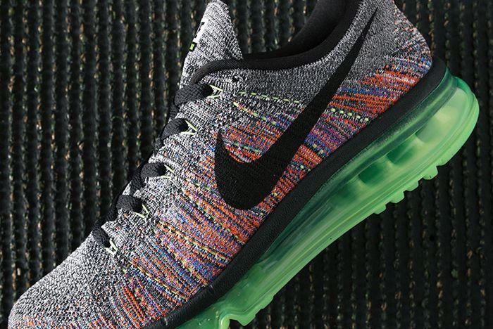 Nike Flyknit Air Max Multicolour1