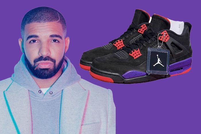 Drake Air Jordan 4