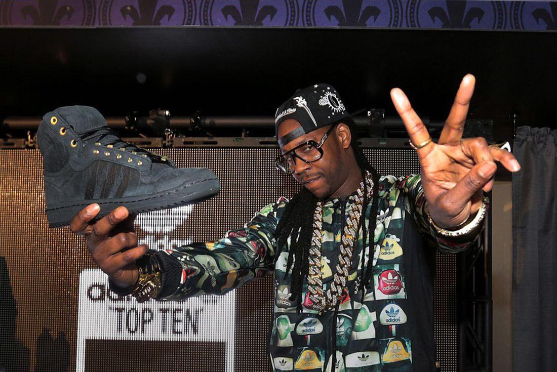 One Kick Wonders 2 Chainz Adidas 2