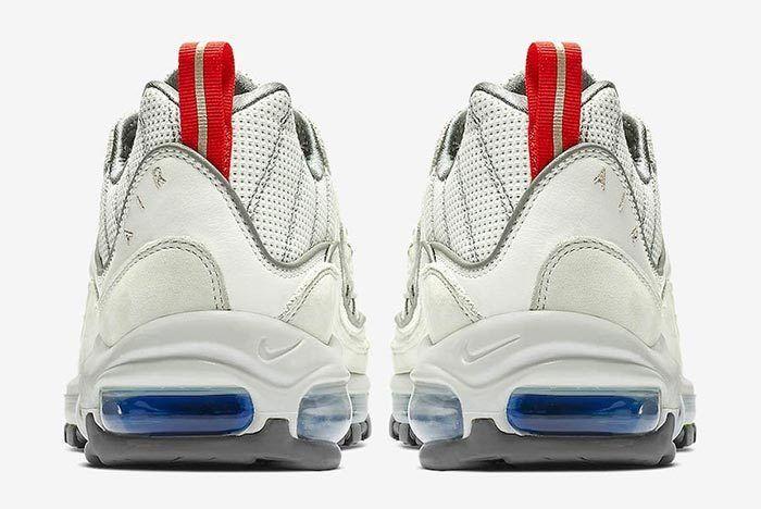 Nike Air Max 98 Summit White 3