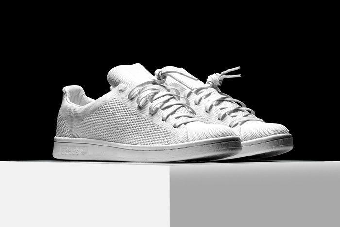 Adidas Stan Smith Primeknit Triple White4
