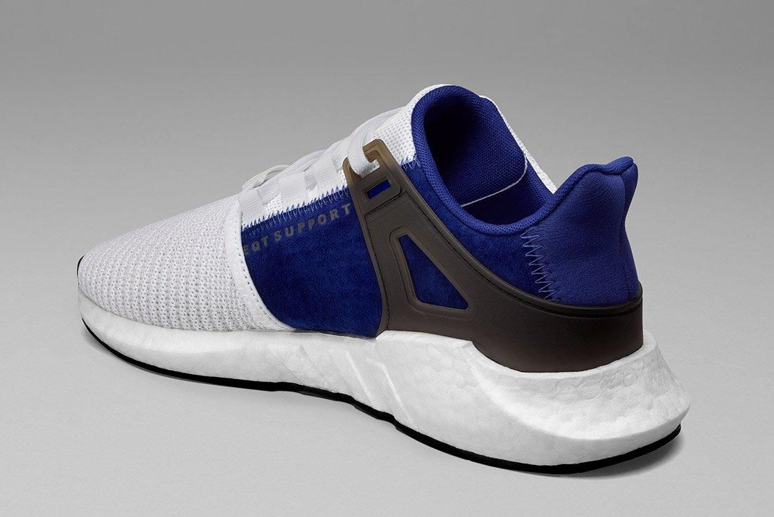 Adidas Eqt Support 93 17 White Blue 8
