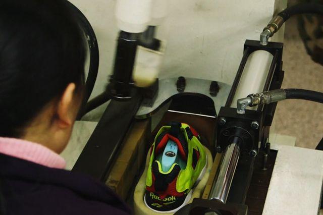 Sneaker Freaker Visit The Reebok Inta Pump Fury Factory Video Teaser 2