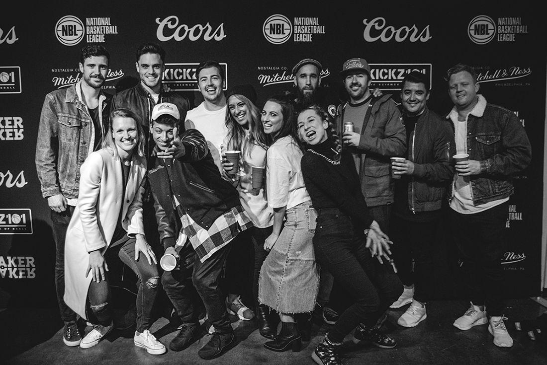 Mitchell Ness X Nbl Melbourne Launch Party Recap 9