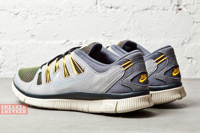 Nike Free 5 0 Ext Wolf Grey Pure Platinum 1