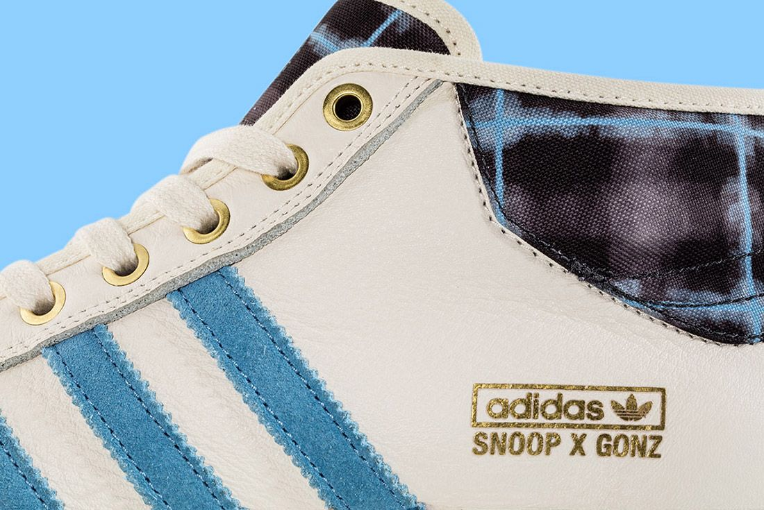 Adidas La City Stories Snoop Dogg Gonz Matchourt Mid 5