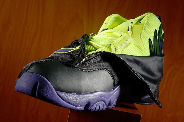 Nike Air Zoom Flight The Glove Lakers 8
