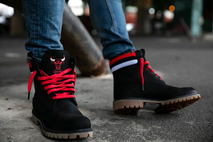 Timberland Mitchell And Ness Release Date 1