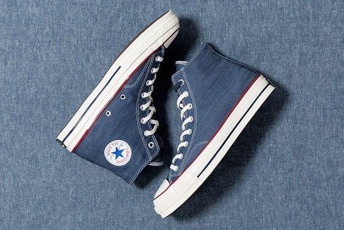 Converse Chuck Taylow All Star 70 High Insignia Blue 1