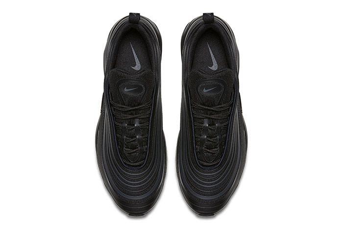 Nike Air Max 97 Ultra Premiium Triple Black Small