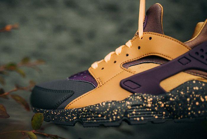 Nike Air Huarache Pro Purple 6