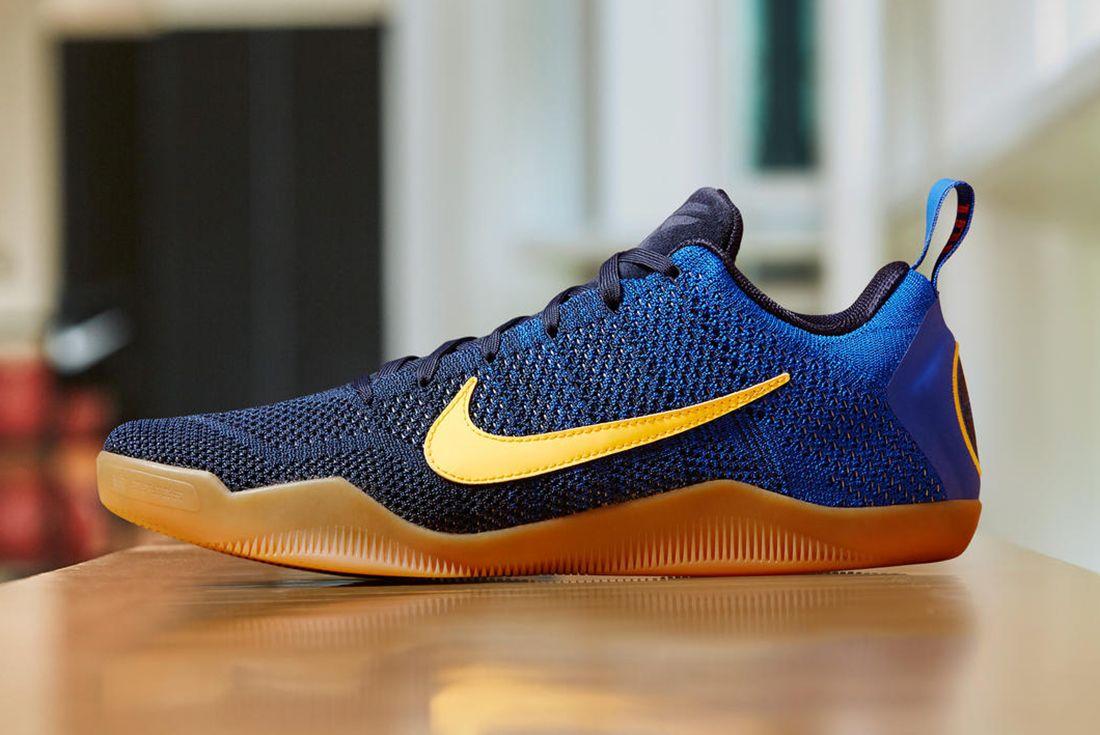 Nike Kobe 11 Mambacurial 4
