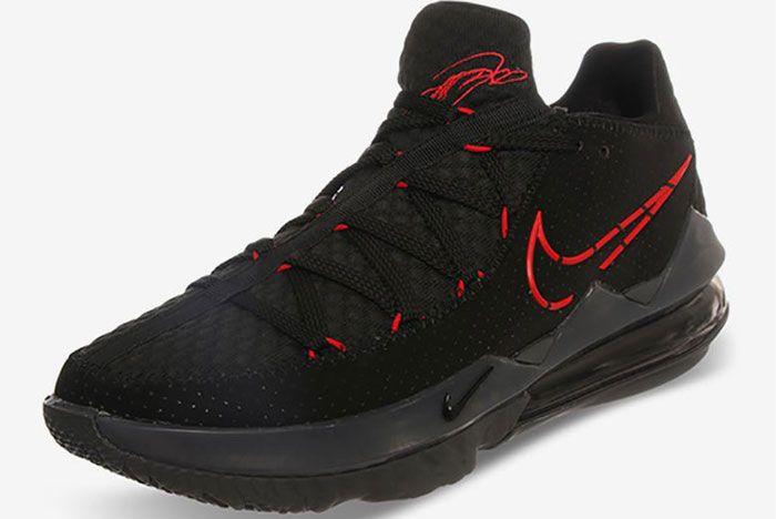 Nike Lebron 17 Low Bred Toe