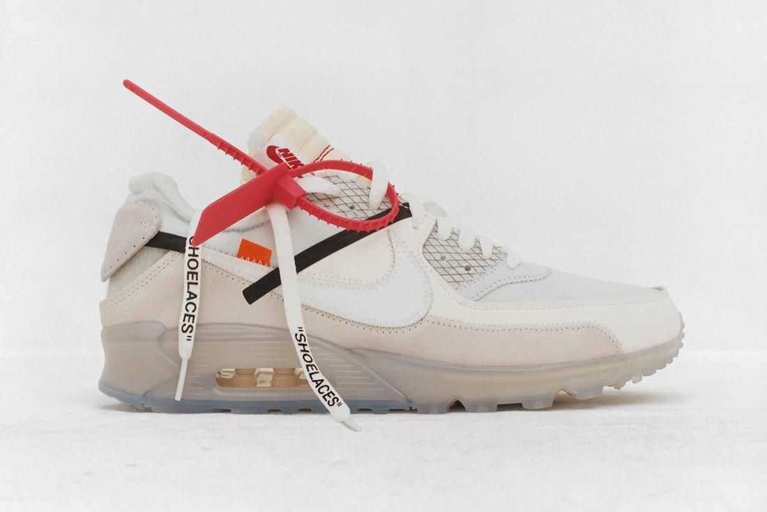 Off White X Nike Top Ten Project 4