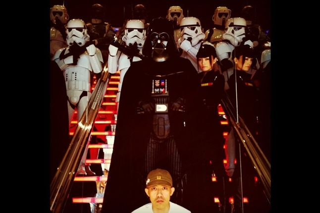 Bape Star Wars Party 8 1