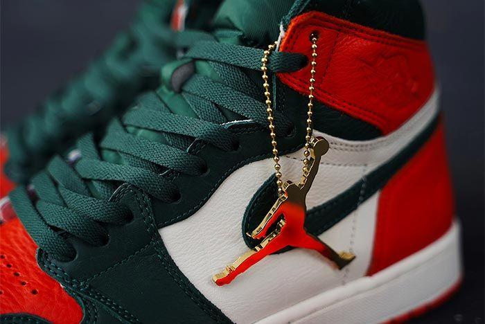 Solefly Nike Air Jordan 1 Miami Art Basil 2